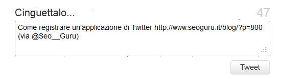 Twit Box